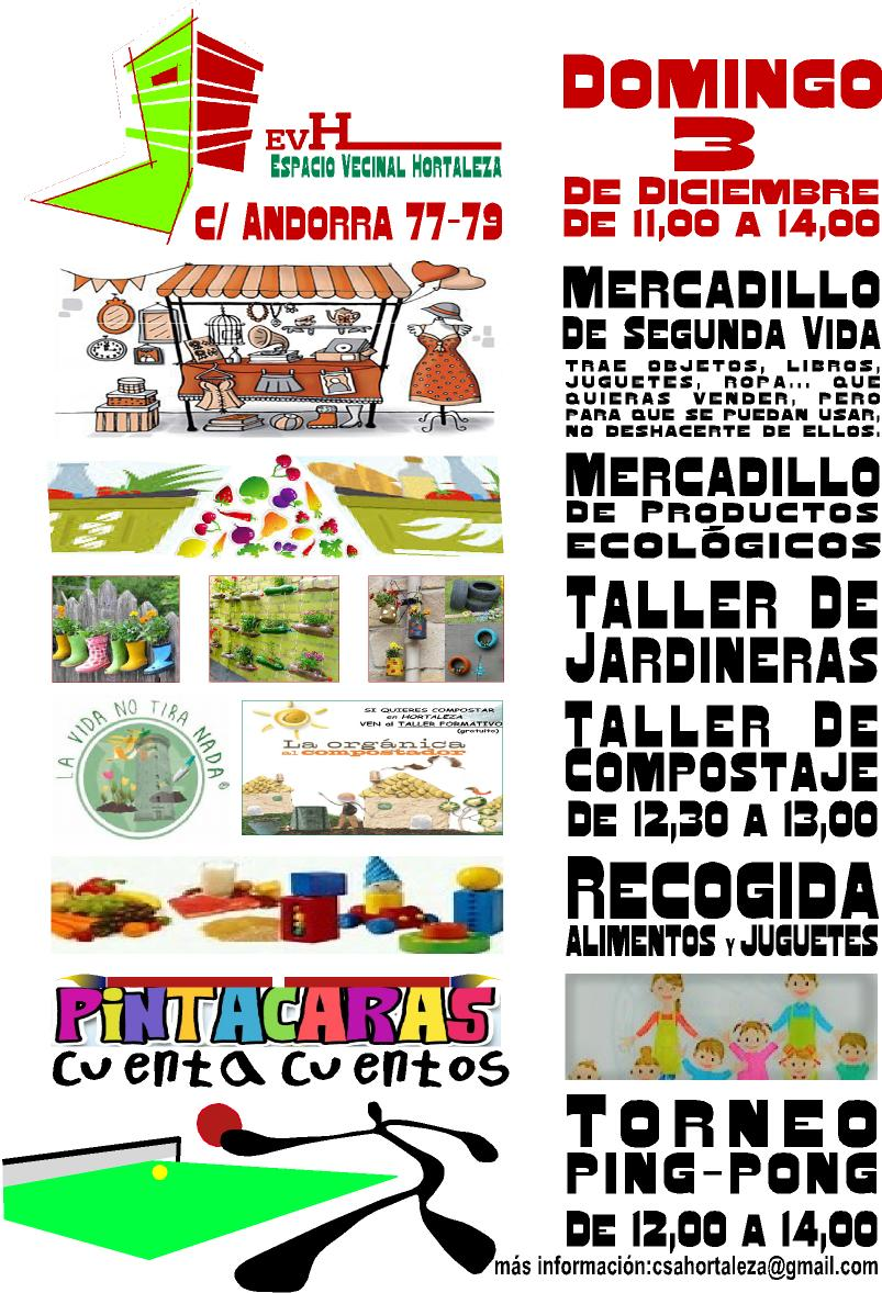 MERCADILLO 2ª VIDA tr-1